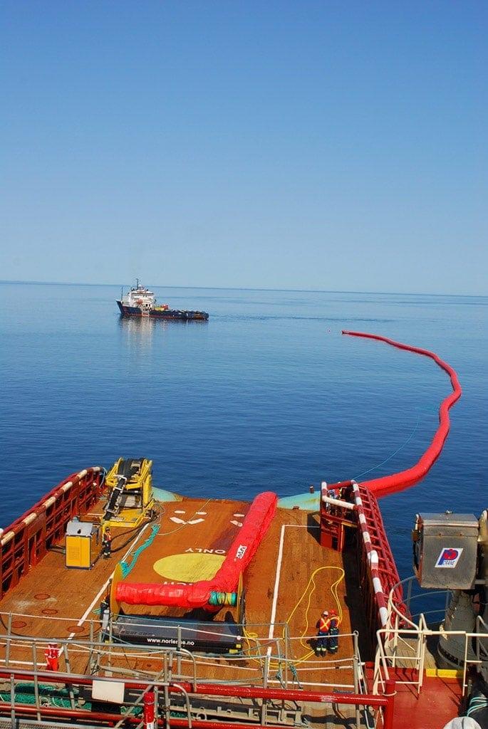 spill management definition